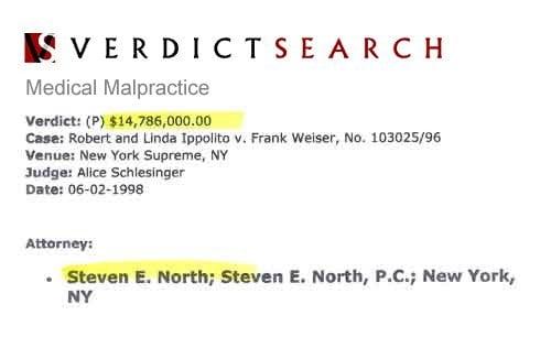 Verdict Search Awarded